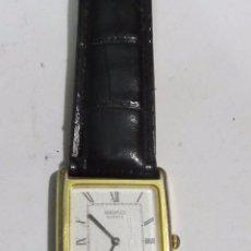 Relojes - Seiko: RELOJ SEIKO DE CUARZO, CHAPADO EN ORO. Lote 109092951