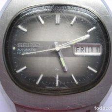 Relojes - Seiko: RELOJ SEIKO AÑOS 70. Lote 109616163