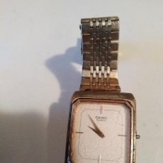Relojes - Seiko: RELOJ SEIKO SEÑORA DORADO. Lote 111489359