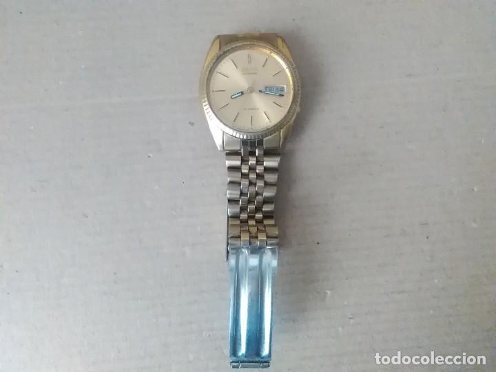 RELOJ SEIKO CABALLERO AUTOMÁTICO 17 RUBIS (Relojes - Relojes Actuales - Seiko)