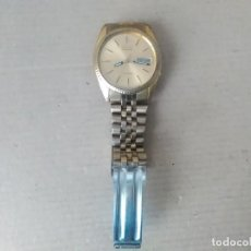 Relojes - Seiko: RELOJ SEIKO CABALLERO AUTOMÁTICO 17 RUBIS. Lote 112884963