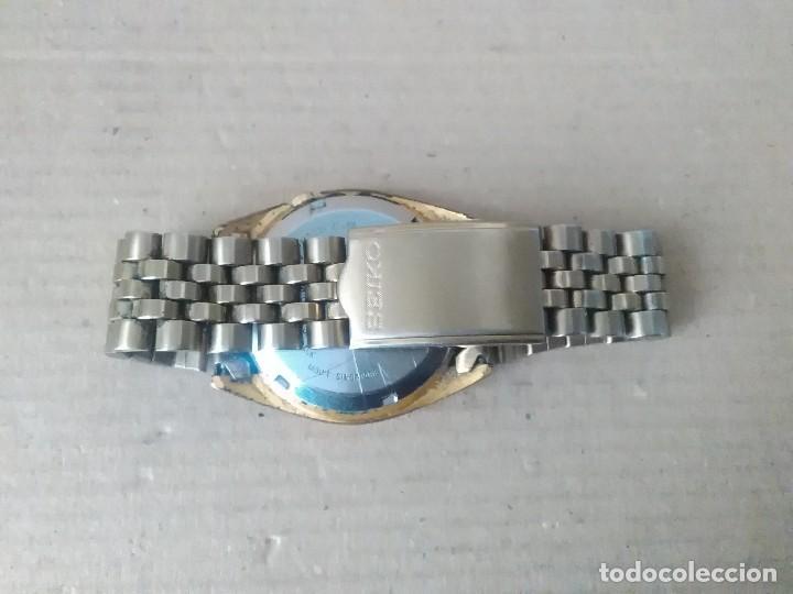 Relojes - Seiko: Reloj seiko caballero automático 17 rubis - Foto 4 - 112884963