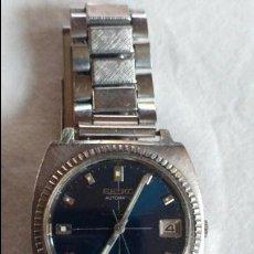 Relojes - Seiko: SEIKO AUTOMATIC 17 JEWELS 36 MMS ESTADO NORMAL . Lote 112909871