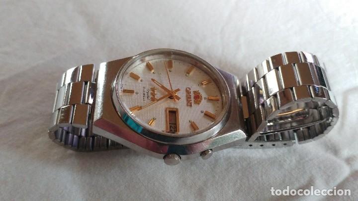 Relojes - Seiko: SEIKO 5 AUTOMATIC 17 JEWELS 36 MMS REF.7019 ESTADO NORMAL - Foto 2 - 112910207