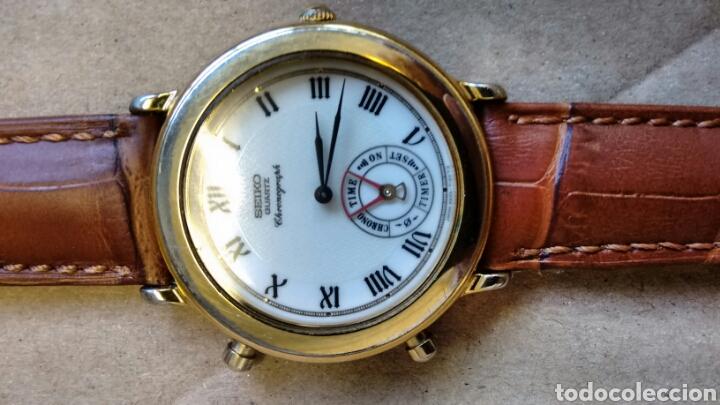 Relojes - Seiko: Reloj SEIKO quartz chronograph - Foto 2 - 132906027