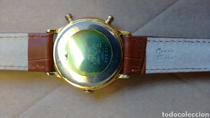 Relojes - Seiko: Reloj SEIKO quartz chronograph - Foto 4 - 132906027