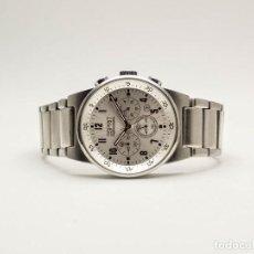 Relojes - Seiko: CRONOGRAFO ESPRIT ACERO 316L. Lote 115240615