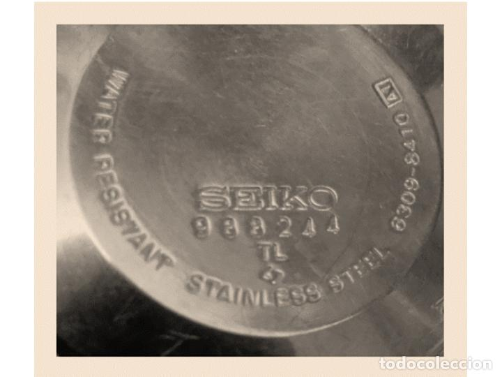 Relojes - Seiko: RELOJ SEIKO 5 CLÁSICO - Foto 5 - 115572731