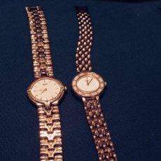 Relojes - Seiko: LOTE 2 RELOJES PULSERA SEIKO MUJER MODELOS 4N00 0230 Y 1N00 0D20. Lote 116291919