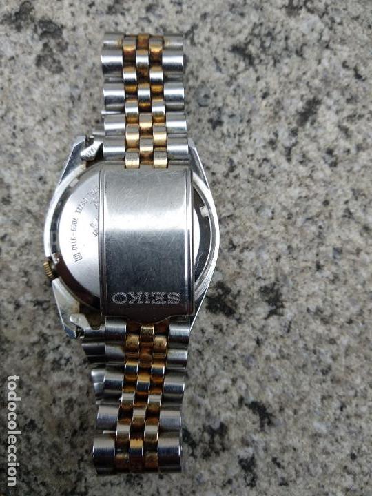 Relojes - Seiko: Reloj Seiko 5 automático funcionando correctamente - Foto 6 - 116831163