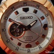 Relojes - Seiko: RELOJ SEIKO AUTOMATIC 100M. Lote 118005807