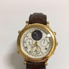 Relojes - Seiko: RELOJ SEIKO AGE OF DISCOVERY FASE LUNAR ALARMA CRONÓGRAFO. Lote 119039382