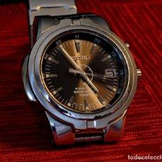 Relojes - Seiko: SEIKO KINETIC 5M-42 OL-20 100M CON ACUMULADOR NUEVO. Lote 121749347