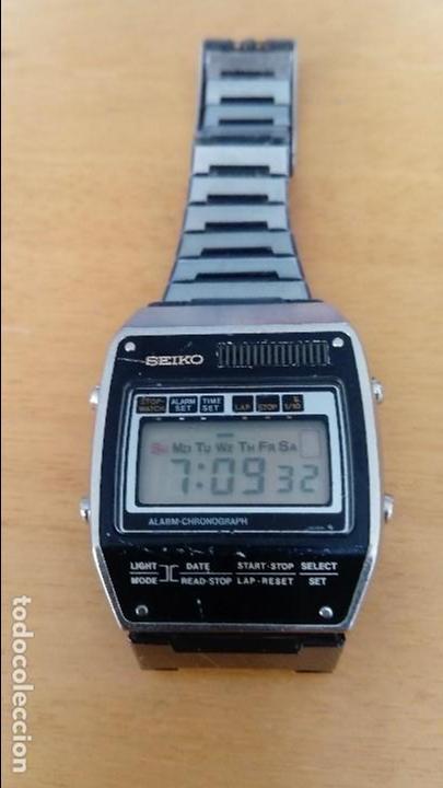 RELOJ SEIKO DIGITAL (Relojes - Relojes Actuales - Seiko)