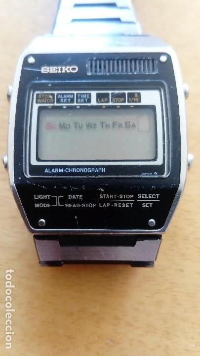 Relojes - Seiko: Reloj Seiko Digital - Foto 2 - 122702851