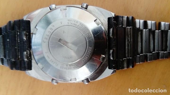 Relojes - Seiko: Reloj Seiko Digital - Foto 4 - 122702851