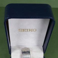 Relojes - Seiko: PAREJA DE RELOJES SEIKO. QUARZO. CAJA ORIGINAL. AÑOS 80. . Lote 124494843