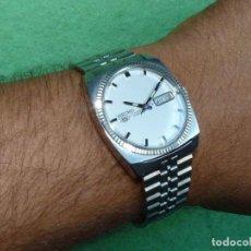 Relojes - Seiko: BONITO RELOJ SEIKO 5 AUTOMÁTICO 1977 21 RUBIS 6319-8060 VINTAGE MADE IN JAPAN. Lote 126062527