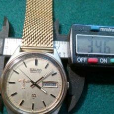 Relojes - Seiko: RELOJ SEIKO QUARZT, BOING HECHO PARA CONMEMORAR AL PERSONAL POR SUS 50 AÑOS DE SERVICIO. Lote 126796452