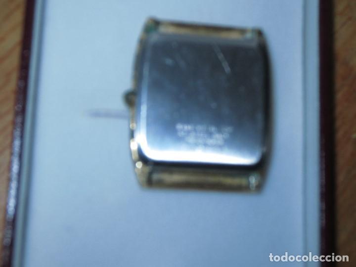 Relojes - Seiko: SEIKO TIME CORP JAPAN T RELOJ chapado en oro ANTIGUO CADENA DORADA SIN FUNCION - Foto 11 - 127580811