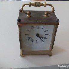 Relojes - Seiko: RELOJ DE SOBREMESA, DE BRONCE O LATÓN, SEIKO QUARTZ.. Lote 132106950