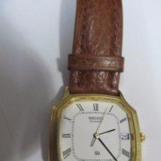 Relojes - Seiko: RELOJ SEIKO DE CUARZO CHAPADO EN ORO. Lote 133551334