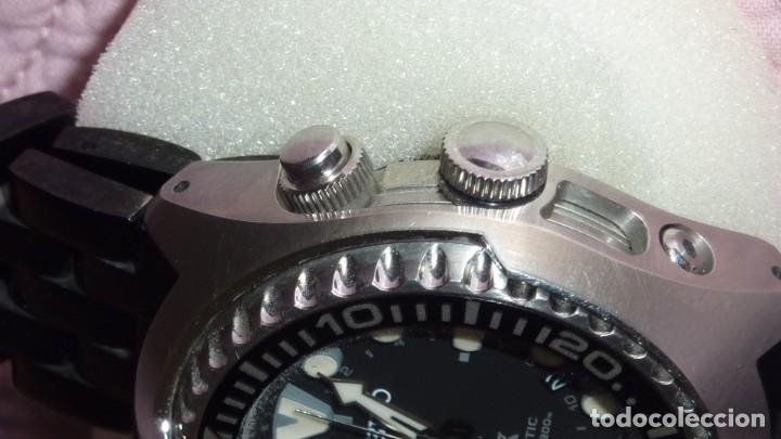 Relojes - Seiko: SEIKO KINETIC Ref. SUN019P1 JAPAN MOVEMENT. BUCEO SUMERGIBLE 200 M CRISTAL ZAFIRO - Foto 10 - 133748362