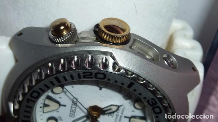 Relojes - Seiko: Reloj SEIKO Prospex Kinetic GMT Diver's Ref. SUN043P1 EDICIÓN ESPECIAL - Foto 7 - 133751422