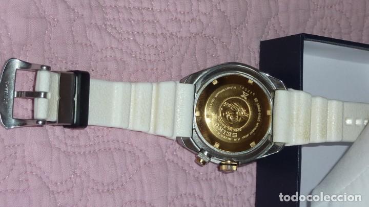Relojes - Seiko: Reloj SEIKO Prospex Kinetic GMT Diver's Ref. SUN043P1 EDICIÓN ESPECIAL - Foto 10 - 133751422