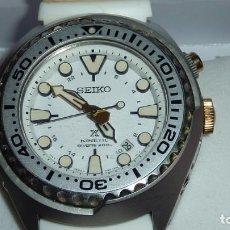 Relojes - Seiko: RELOJ SEIKO PROSPEX KINETIC GMT DIVER'S REF. SUN043P1 EDICIÓN ESPECIAL. Lote 133751422