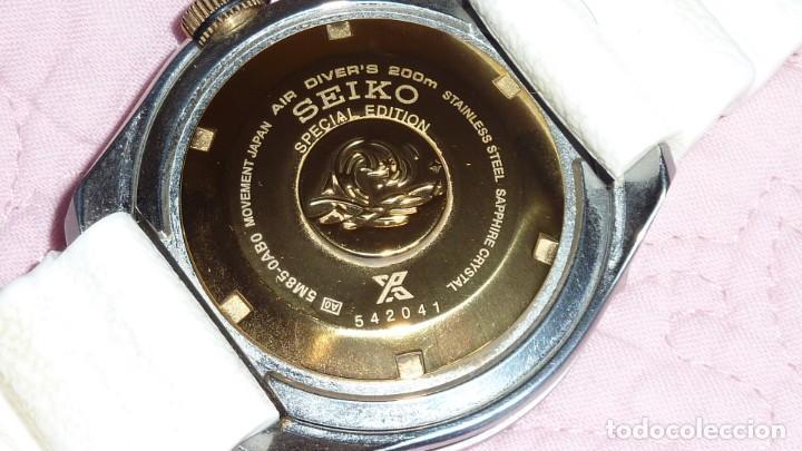 Relojes - Seiko: Reloj SEIKO Prospex Kinetic GMT Diver's Ref. SUN043P1 EDICIÓN ESPECIAL - Foto 12 - 133751422