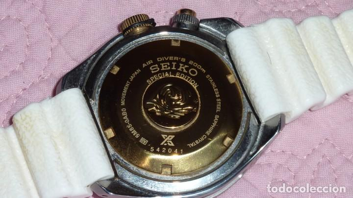 Relojes - Seiko: Reloj SEIKO Prospex Kinetic GMT Diver's Ref. SUN043P1 EDICIÓN ESPECIAL - Foto 13 - 133751422
