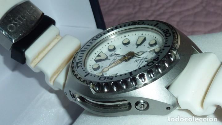 Relojes - Seiko: Reloj SEIKO Prospex Kinetic GMT Diver's Ref. SUN043P1 EDICIÓN ESPECIAL - Foto 24 - 133751422