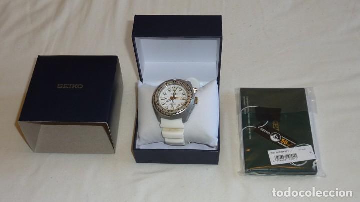 Relojes - Seiko: Reloj SEIKO Prospex Kinetic GMT Diver's Ref. SUN043P1 EDICIÓN ESPECIAL - Foto 4 - 133751422