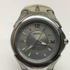 Relojes - Seiko: RELOJ SEIKO KINETIC AUTO RELAY 10 BAR 5J22-0A20 COMO NUEVO. Lote 134619054