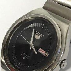 Relojes - Seiko: RELOJ VINTAGE SEIKO 21JEWELS AUTOMATIC CALENDARIO MADE IN JAPAN. Lote 137459561