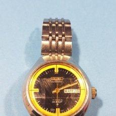 Relojes - Seiko: RELOJ SEIKO AUTOMATIC 17 JEWELS HI-BEAT MUJER. Lote 138371842