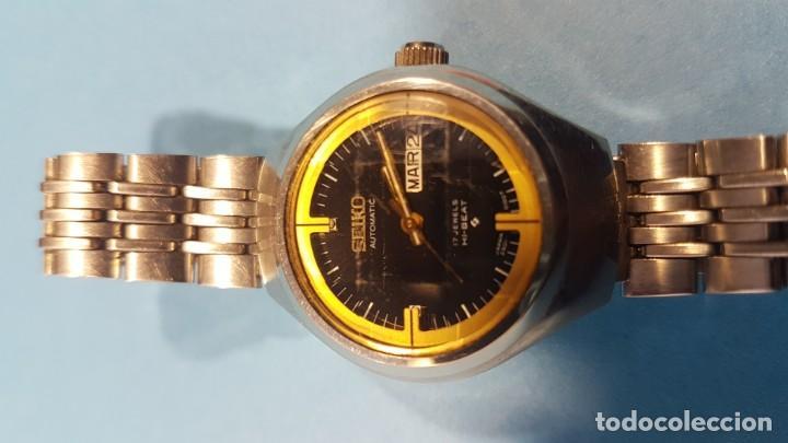 Relojes - Seiko: reloj seiko automatic 17 jewels hi-beat mujer - Foto 4 - 138371842