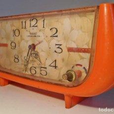 Relojes - Seiko: RELOJ DE SOBREMESA DE SEIKO, CON MUSICA, RARO. Lote 139070298