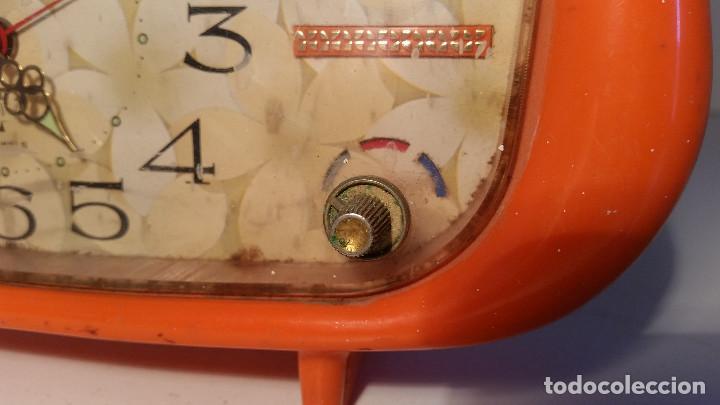 Relojes - Seiko: reloj de sobremesa de SEIKO, con musica, raro - Foto 5 - 139070298