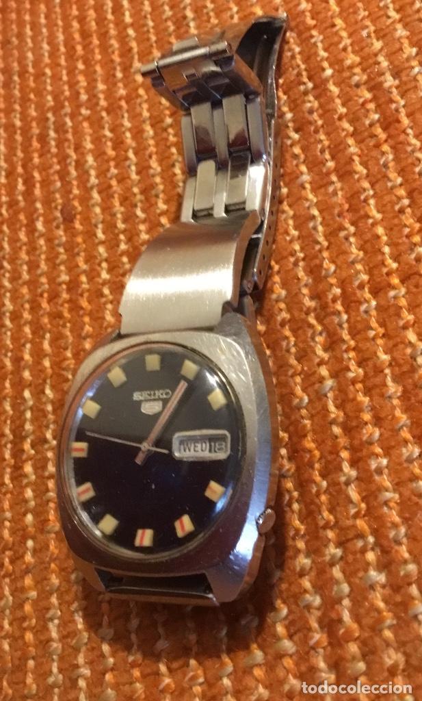 Relojes - Seiko: Precioso reloj seiko 5 - Foto 2 - 139293170