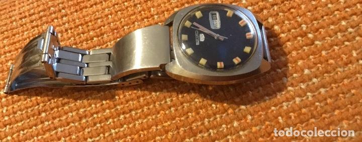 Relojes - Seiko: Precioso reloj seiko 5 - Foto 3 - 139293170