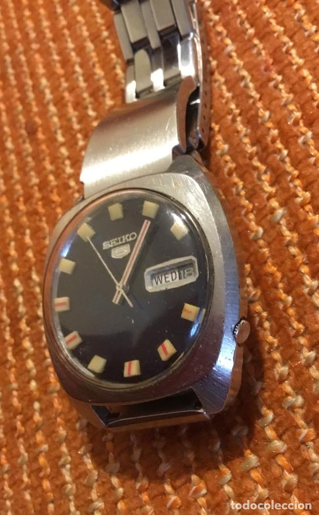 Relojes - Seiko: Precioso reloj seiko 5 - Foto 5 - 139293170