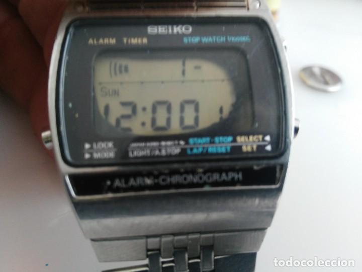 ANTIGUO RELOJ SEIKO A259-5070 (Relojes - Relojes Actuales - Seiko)