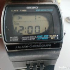 Relojes - Seiko: ANTIGUO RELOJ SEIKO A259-5070. Lote 139451070