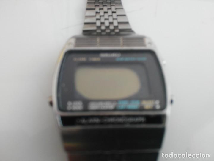 Relojes - Seiko: ANTIGUO RELOJ SEIKO A259-5070 - Foto 4 - 139451070