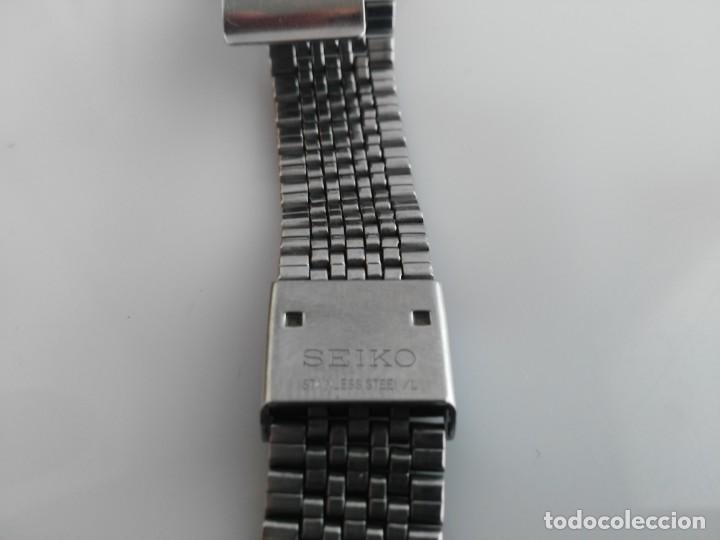 Relojes - Seiko: ANTIGUO RELOJ SEIKO A259-5070 - Foto 5 - 139451070