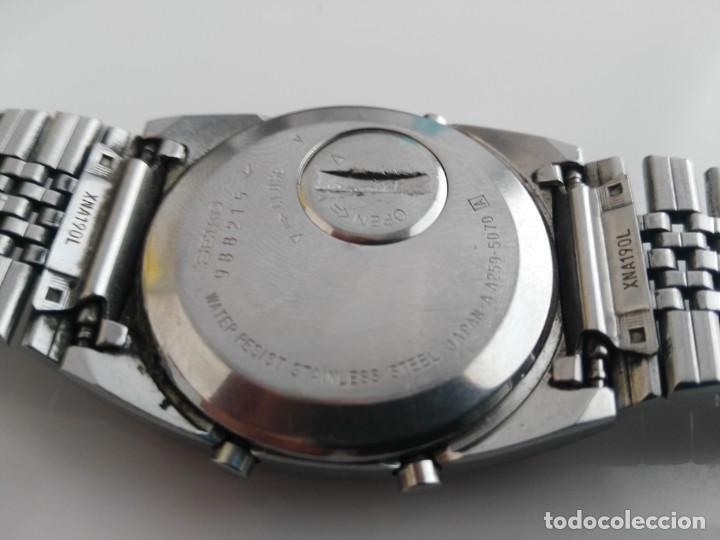 Relojes - Seiko: ANTIGUO RELOJ SEIKO A259-5070 - Foto 7 - 139451070