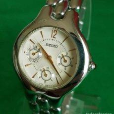 Relojes - Seiko: RELOJ SEIKO VIVACE C1980, VINTAGE, NOS (NEW OLD STOCK). Lote 139469822