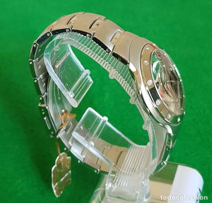 Relojes - Seiko: RELOJ SEIKO PREMIER KINETIC AUTO RELAY, C1990 VINTAGE, NOS (new old stock) - Foto 8 - 140261038